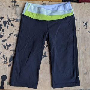 Lululemon bike shorts - Size 6